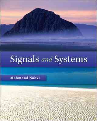 Signals & Systems By Nahvi, M.